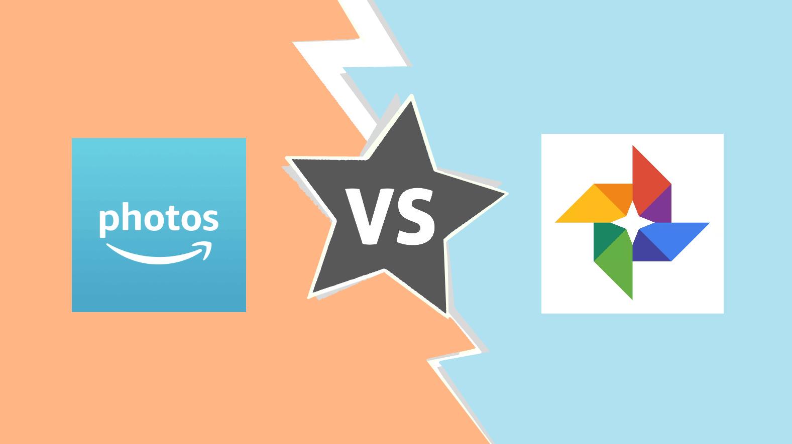 Amazon Photos vs Google Photos