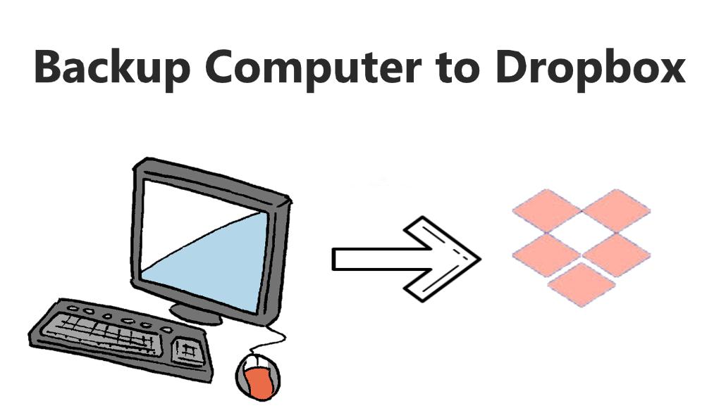 Backup Computer to Dropbox