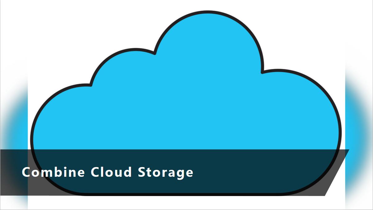 Combine Storage Cloud