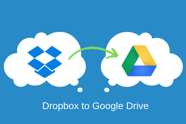 Dropbox To Google Drive
