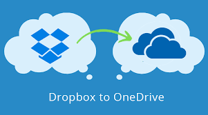 Dropbox to OneDrive