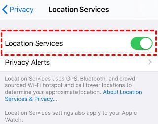 Ios Location Services