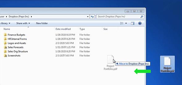 Upload Files To Dropbox App