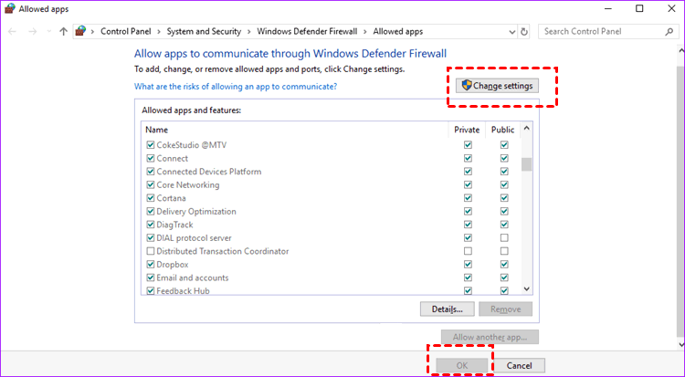 Enable Google Backup And Sync On Firewall