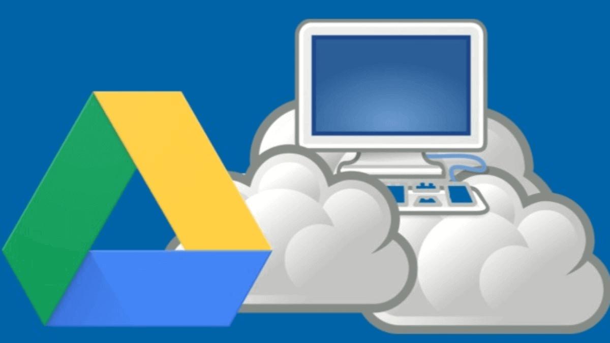 Backup Computer to Google Drive