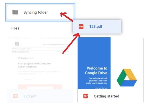 Multiple Google File Stream Accounts
