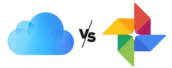 iCloud vs Google Photos