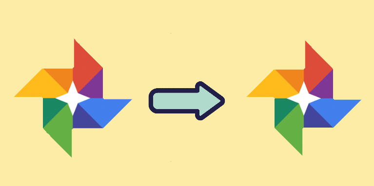 Move Google Photos from one account to another
