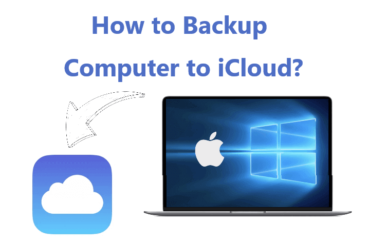 How To Backup Computer To iCloud