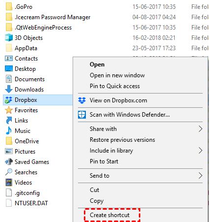 Run Mutliple Dropbox Accounts