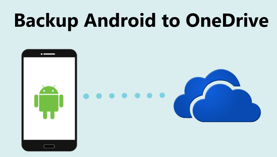 Backup Android to OneDrive