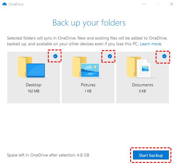 Folder Backup