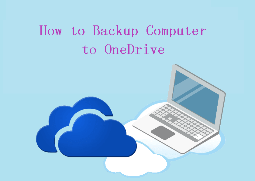 Backup Computer To Onedrive