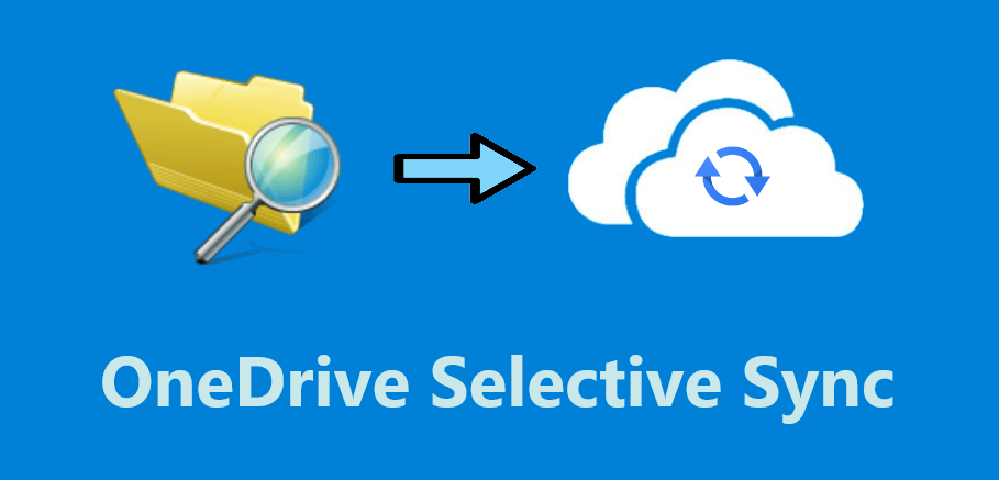 OneDrive Selective Sync