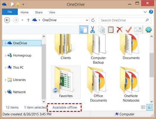 Windows Explorer Status