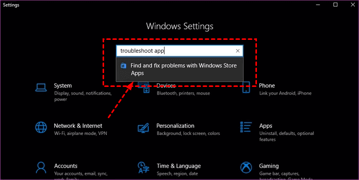 Find and fix problems with Windows Store Apps